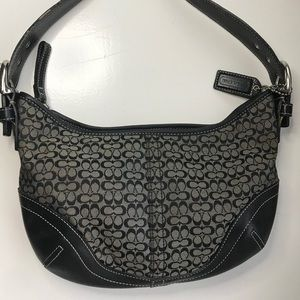 Coach Signature M 04-6351 Small Bag (Pre-owned)